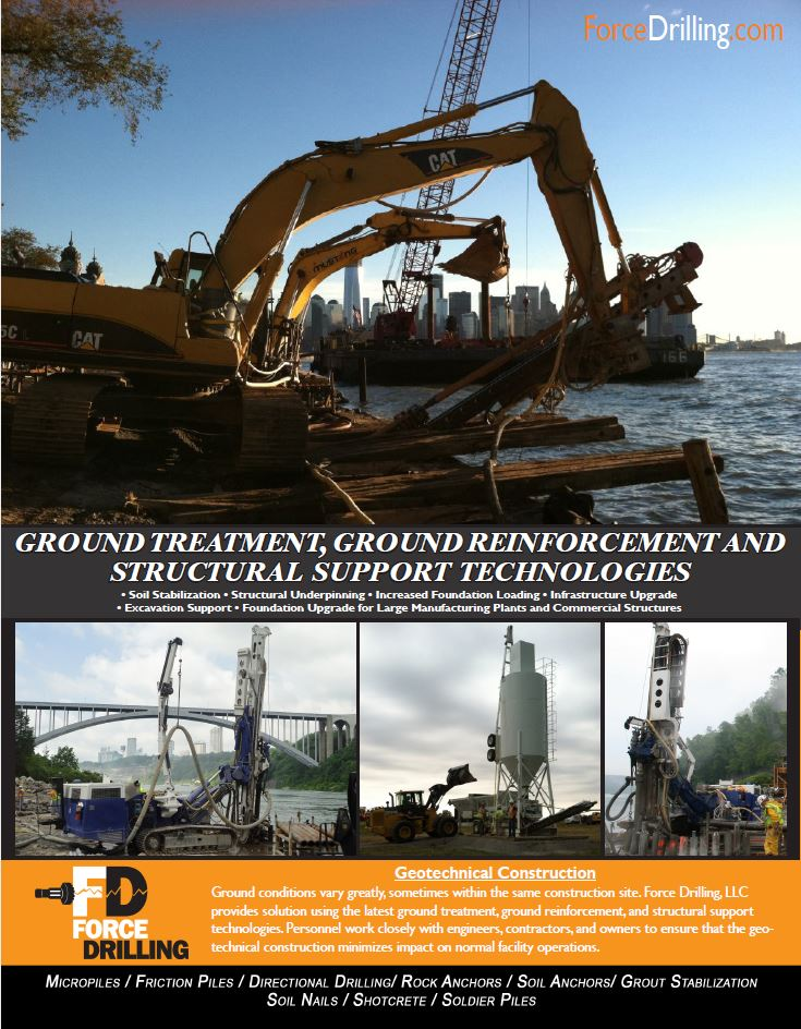 FORCE MARINE BROCHURE